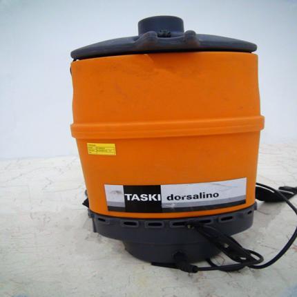 庄臣taski泰华施特洁Dorsalino肩背式吸尘机 庄臣吸尘器D8003590