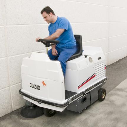 意大利道路宝Dulevo75驾驶式扫地车 道路清扫车 马路扫地机/扫地车