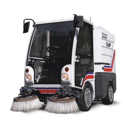 道路宝Dulevo 850mini驾驶式扫地机 大型扫地车 道路/马路/环卫清扫车