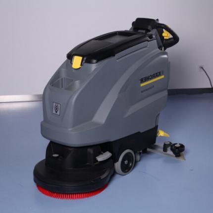 德国凯驰B40C 手推式洗地机进口全自动洗地机电瓶式洗地机盘刷/滚刷