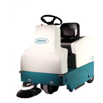 美国坦能6100全自动扫地机 杭州进口扫地机 小型驾驶式扫地机 道路清扫车