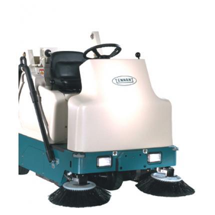 美国坦能6200全自动扫地机 江苏扫地机 紧凑型驾驶式扫地机 道路清扫车