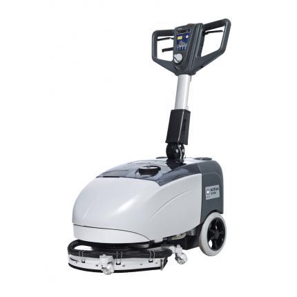 丹麦力奇先进SC351小型洗地吸干机 力奇手推式洗地机 力奇洗地吸干机