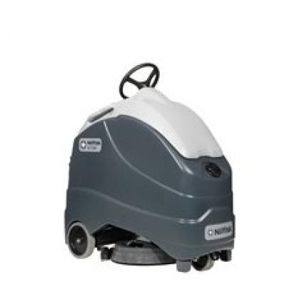 丹麦力奇先进SC1500全自动洗地吸干机 电瓶站立自走式盘刷洗地机 带ecoflex