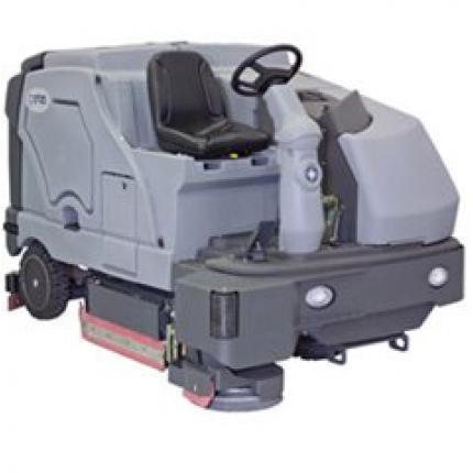 丹麦力奇先进ER1300/ER1600扫洗一体机 驾驶式洗地机扫地机 洗扫一体机