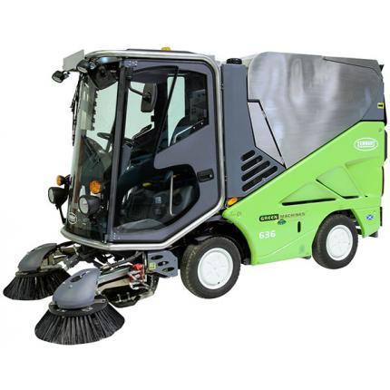 美国坦能636 多功能紧凑型城市清扫车 驾驶式扫地机 马路扫地机/扫地车