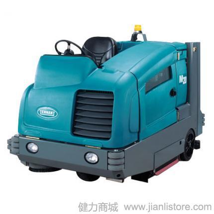 美国坦能M20洗扫一体机 大型驾驶式洗地机 坦能洗地机扫地机