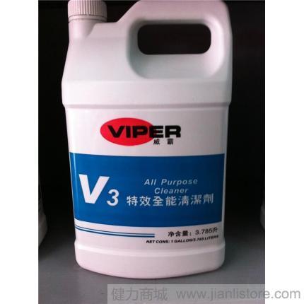 威霸V3特效全能清洁剂 威霸清洁剂 全能去污水 酒店清洁用品