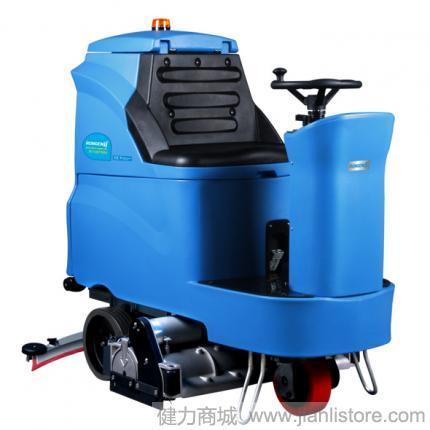 容恩R110BTR80洗扫一体机,容恩扫洗一体机,驾驶式洗扫一体机