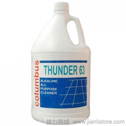 德国奥林匹斯Columbus 全能碱性清洁剂THUNDER 63