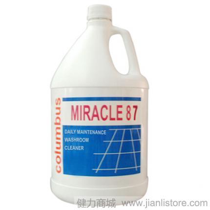 德国奥林匹斯Columbus 浴盆瓷砖清洁剂MIRACLE 87