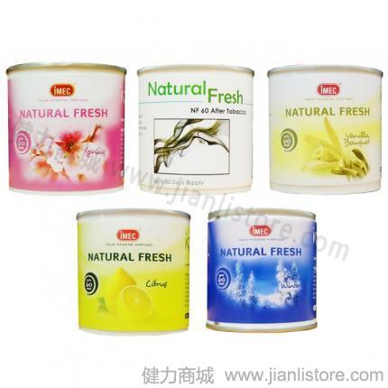IMEC NF60固体清香剂 汽车厕所除臭空气清新香剂 家用异味分解剂