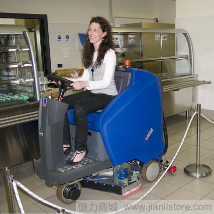 意大利道路宝Dulevo H610驾驶式洗地机 Dulevo洗地机 品牌洗地机