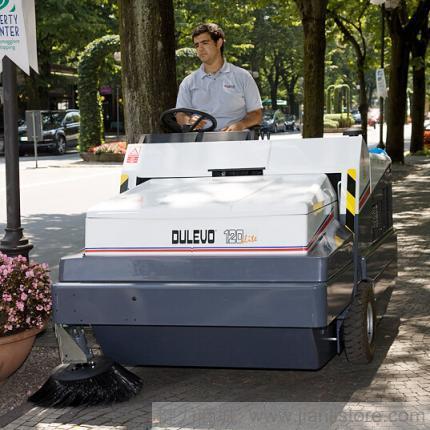意大利道路宝Dulevo 120Elite驾驶式扫地机 道路清扫车 马路扫地机/扫地车