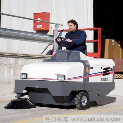 意大利道路宝Dulevo 90Elite驾驶式扫地机 道路清扫车 马路扫地机/扫地车