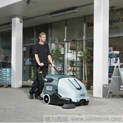 丹麦力奇先进SW900 手推式大型控尘扫地机 全自动扫地机
