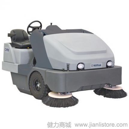 丹麦力奇先进Nilfisk SR1900驾驶式扫地机 进口扫地机