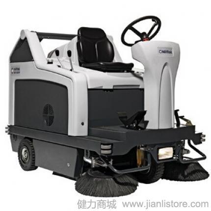 丹麦力奇先进Nilfisk SR1601驾驶式电瓶扫地车 进口扫地机