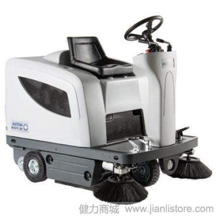丹麦力奇先进Nilfisk SR1101驾驶式电瓶扫地车 进口扫地机