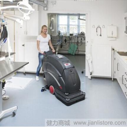 威霸清洁设备VIPER FANG 20/20T/26T中型洗地吸干机