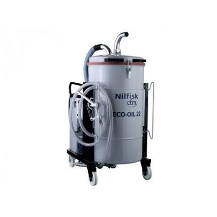 力奇先进CFM ECO OIL22工业吸尘器 力奇工业吸尘器