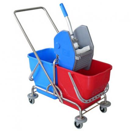 意大利CT施达DT SS50 双桶榨水车 CT榨水车/榨水机 CT清洁工具