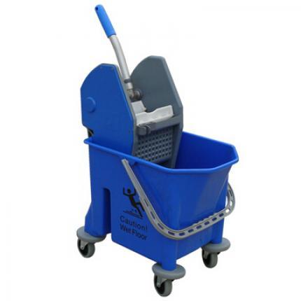意大利CT施达SB 25 塑料单桶榨水车 酒店清洁用品