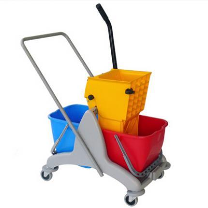 意大利CT施达DB H30 双桶榨水车 酒店清洁用品
