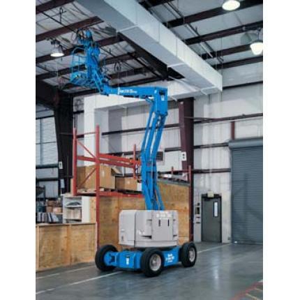 美国GENIE吉尼曲臂型高空作业平台Z™-34/22 DC & Bi-Energy 吉尼升降机
