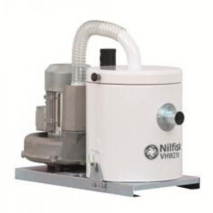 力奇先进Nilfisk-CFM 白色系列三相工业吸尘器 VHW 210