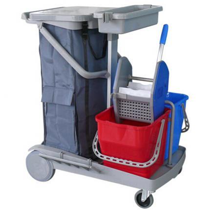 CT清洁服务车 JT130轻巧排拖型 进口清洁车 排拖型清洁服务车