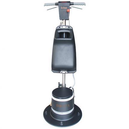 石大夫石材翻新机 DR-17A 单盘式加重石面打磨机 石大夫晶面机