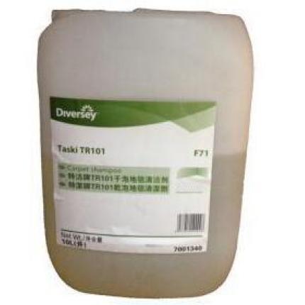 庄臣 特洁牌TR101干泡地毯清洁剂10L 酒店地毯清洁剂