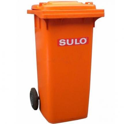 德国苏乐SULO进口垃圾桶 苏乐垃圾桶 市政环卫垃圾桶MGB240L