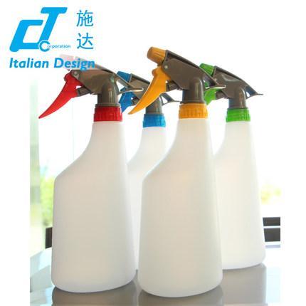 意大利CT施达耐酸碱椭圆型手喷壶 手压式可调节喷水园艺浇花壶