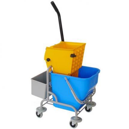单桶榨水车(BT SH25不锈钢支架)单桶金属榨水车(BT RH25喷涂车架)