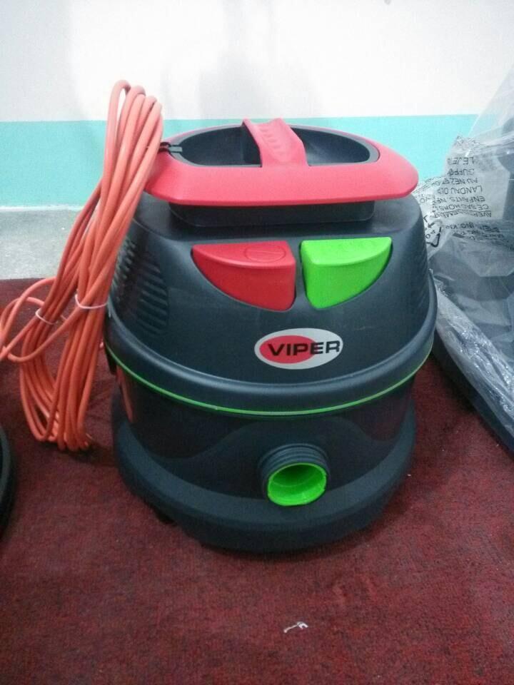 威霸VIPER DSU12/DSU15商业干式吸尘器