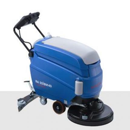 德国奥林匹斯Columbus RA55 BM40手推式洗地机电池驱动自走式洗地车全自动洗地机