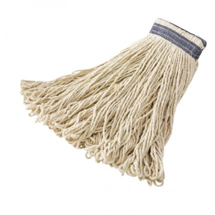 乐柏美 rubbermaid配件 通用型连头带棉质拖把  FGE13600