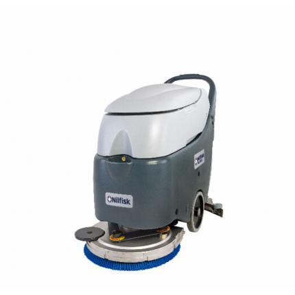 丹麦力奇先进 nilfisk SC451 ST手推式洗地吸干机  Nilfisk力奇SC451 手推式洗地机