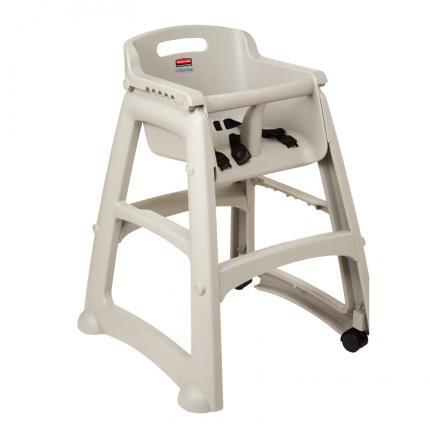 乐柏美rubbermaid儿童安全座椅1819679不连脚轮
