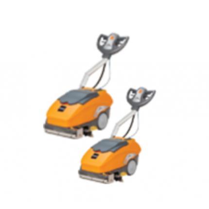 泰华施庄臣特洁Swingo350E电线式小型全自动洗地机