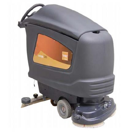 庄臣特洁Swingo1660手推式洗地机酒店宾馆物业保洁全自动洗地机