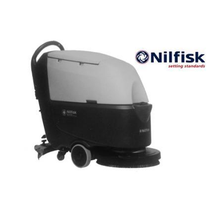 丹麦力奇先进nilfisk 进口洗地机 SC530 小型手推洗地机(新款)