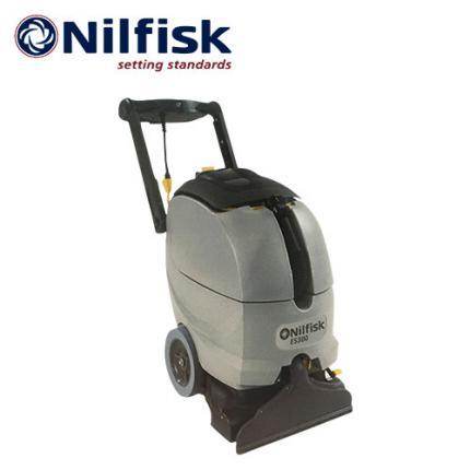 丹麦力奇先进Nilfisk 地毯清洗机 ES300 抽吸式地毯机 酒店地毯清洗机
