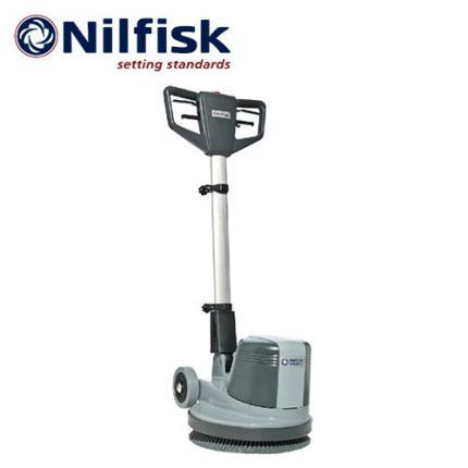 丹麦力奇先进Nilfisk清洁设备FM400L洗地机 力奇单盘洗地机 单擦机 单盘洗地机