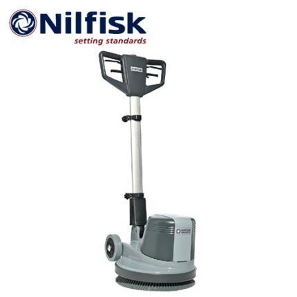 丹麦力奇先进nilfisk单盘双速单擦机 FM400D 洗地机力奇先进清洁设备Nilfisk  配合电子打泡箱