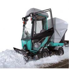 abram亚伯兰500mini 柴油扫地车 铲雪清障道路清扫车