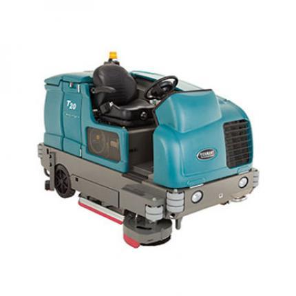 美国坦能洗地机T20D美国TENNANT公共场所专用驾驶式洗地机盘刷