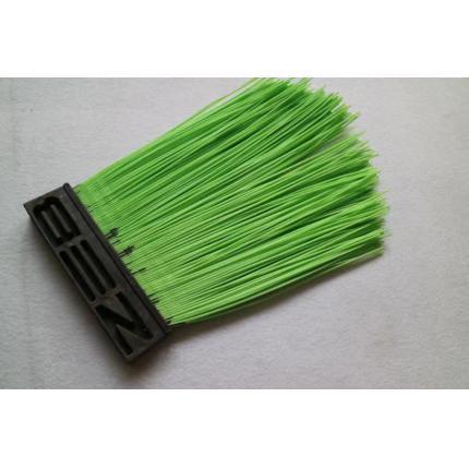 中联清扫车福龙马大刷子绿色耐磨刷子多规格清扫刷定制15元一片
